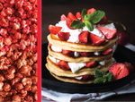 Strawberry Pancake Gourmet Popcorn
