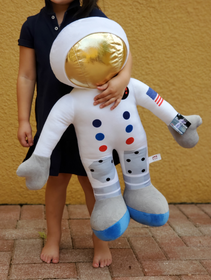 Malektronic Rocketman XXL Soft Plush Toy 24 inch - Tampa Bay Astronaut as seen on TV …