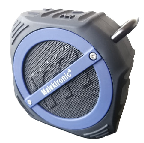 Malektronic Hat Trick 2.0 Wireless Waterproof Speaker