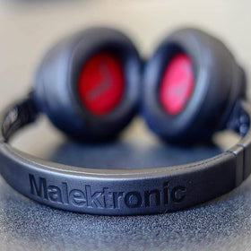 Malektronic Interstellar Premium Wireless Noise Cancelling Over-Ear Headphones