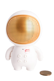 Malektronic Rocketman Wireless Speaker - Tampa Bay Lightning Astronaut  As seen on TV