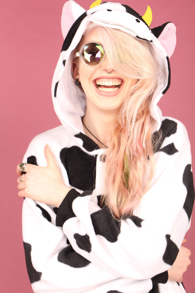 Milly The Milk Cow Onesie | Onesieful