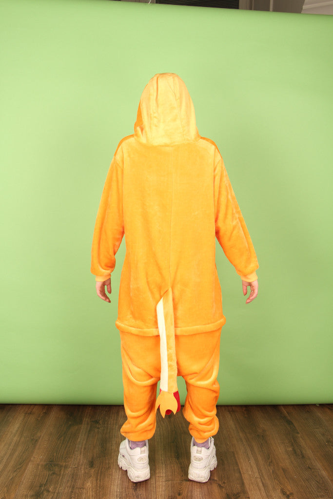 Charmander Pokemon Onesie | Onesieful