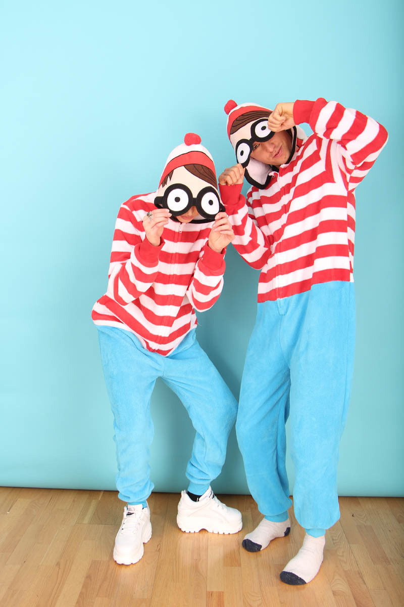 Unisex 'Where's Wally?' Onesie | Primark