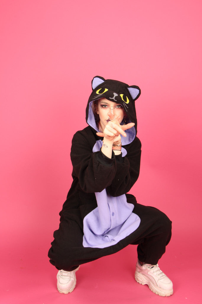 Spooky Cat Onesie | Onesieful
