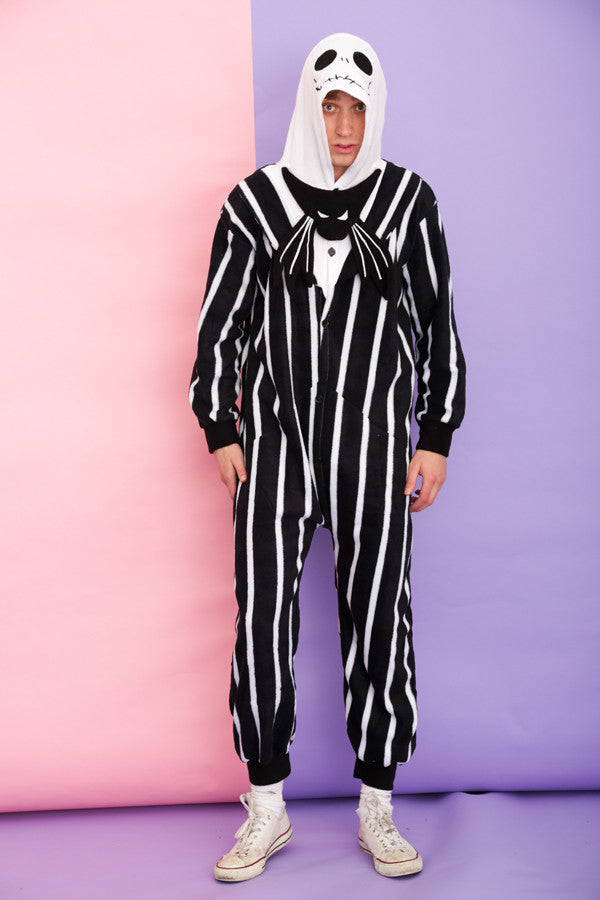 Jack Skellington Onesie | Onesieful