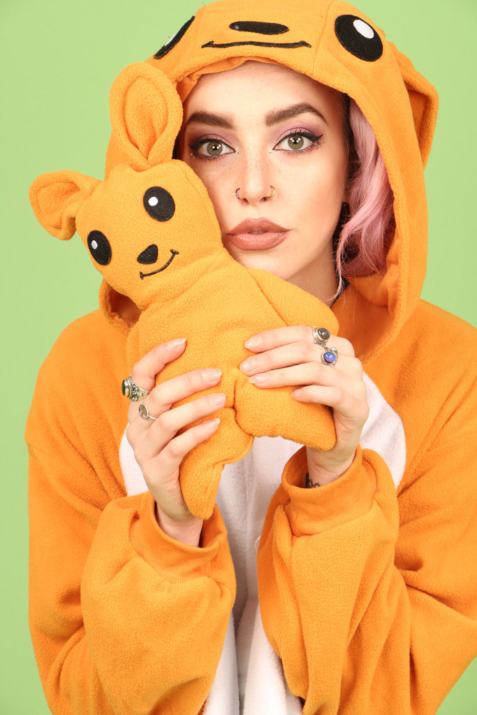 Premium Skippy The Kangaroo Onesie | Onesieful