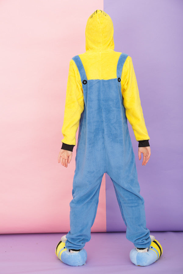 Womens Despicable Me 'Two Eyed' Minion Onesie | Primark AW15