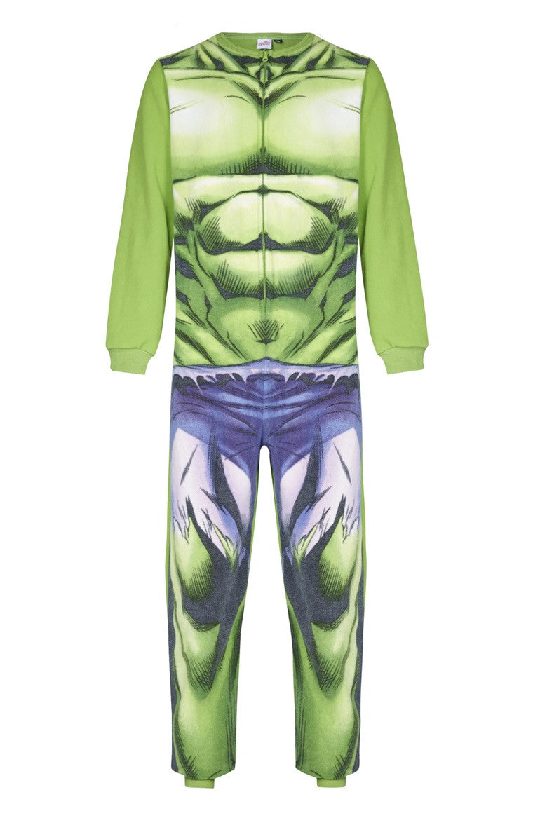 Mens Incredible Hulk Onesie | Primark