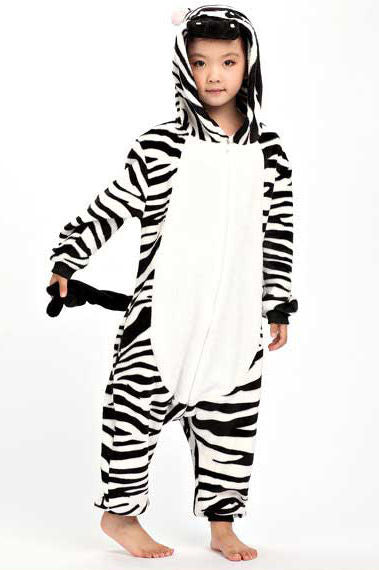 Ziggy The Zebra Kids Onesie | Wonzee