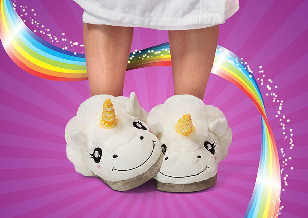 Magical Unicorn Slippers | Onesieful