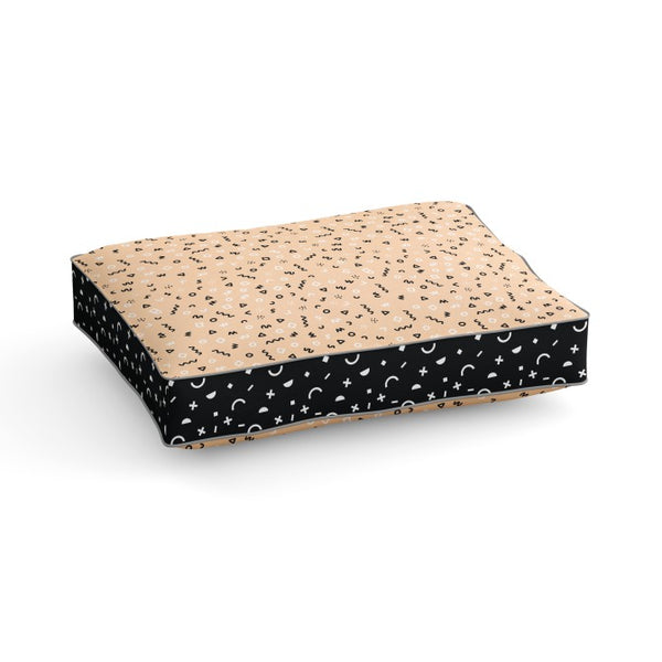 Simply Solid Dog Bed