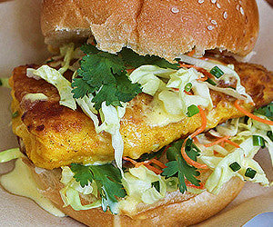 FILLET OF FISH BURGER