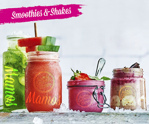 MAMOS SHAKES & SMOOTHIES *COLLECTION ONLY