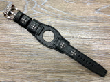 Chrome Hearts Watch Strap, Leather Watch Band