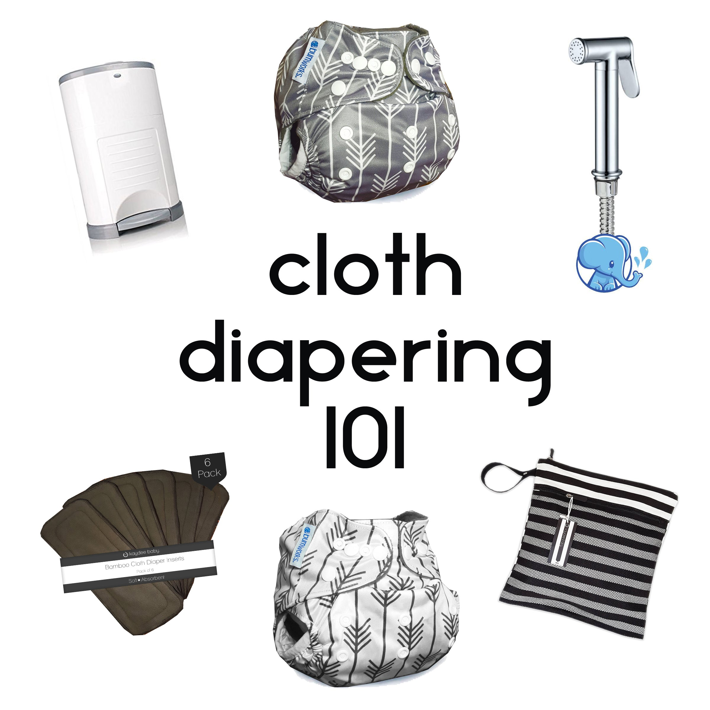 Cloth Diapering Basics: What You Need