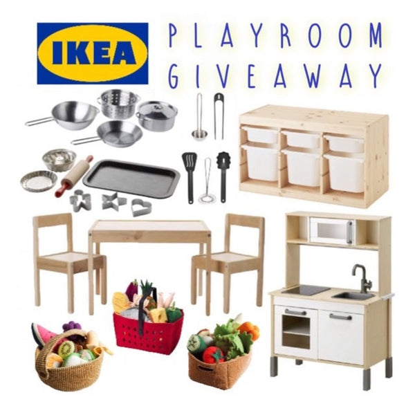 Win this Ikea Playroom: Kaydee Baby Instagram Giveaway