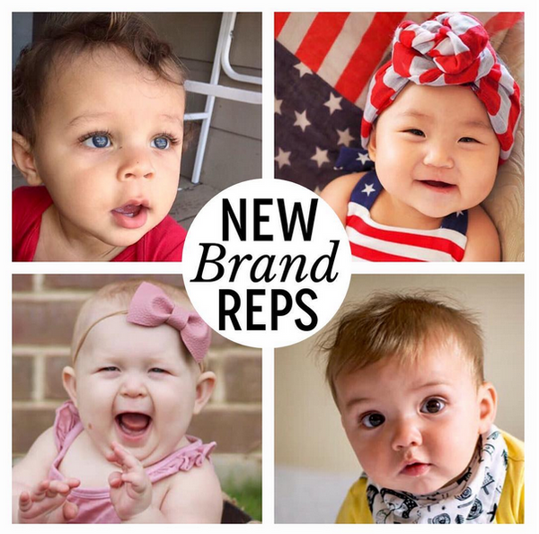 Meet Our Summer Brand Reps!