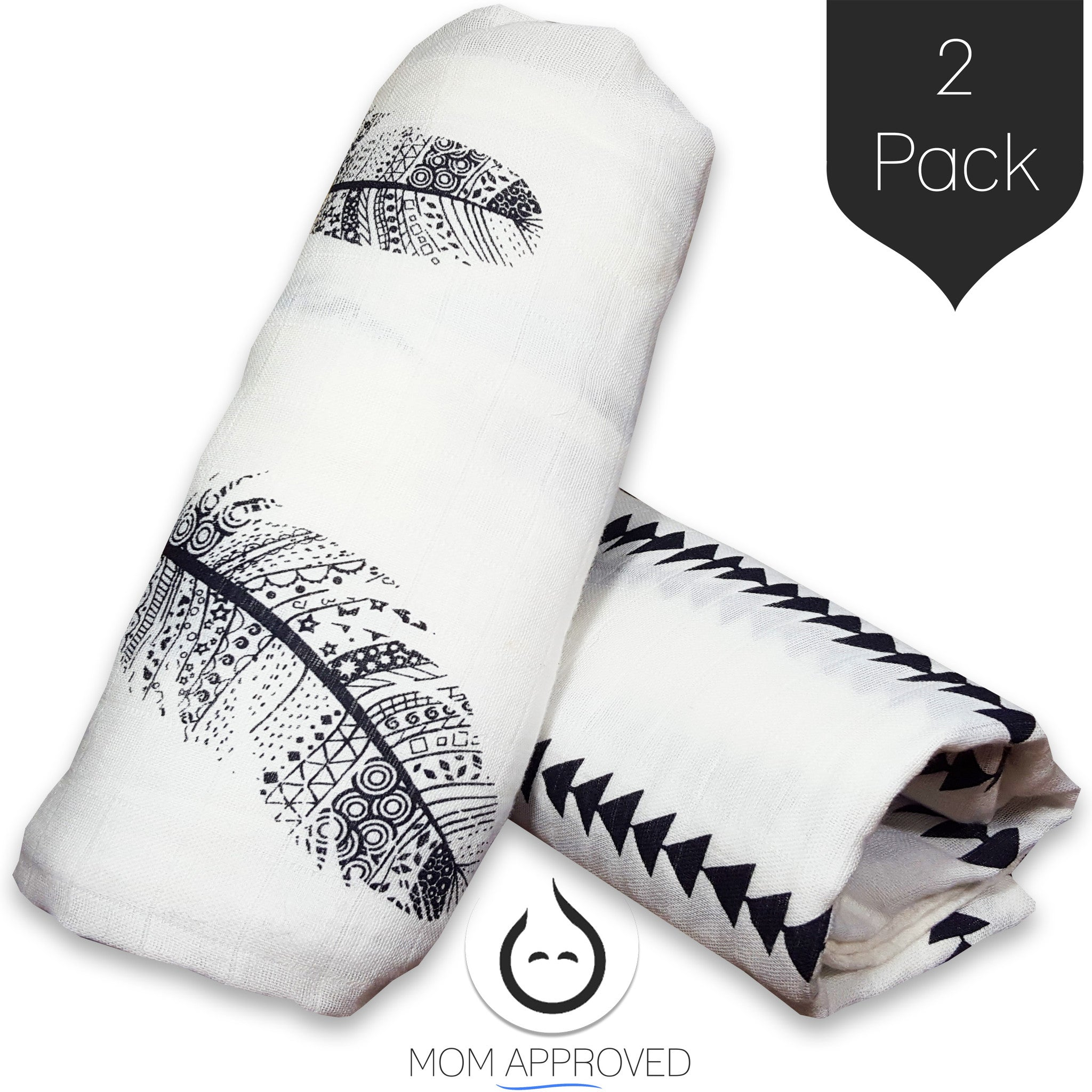 A Closer Look: Our Organic Muslin Swaddles
