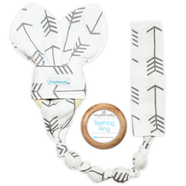 Chew On This: New Organic Teething Pads & Toys
