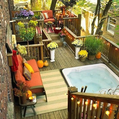 Creative Courtyards