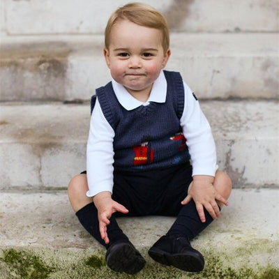 Appreciations: Pictures Of The British Cute Little Prince George
