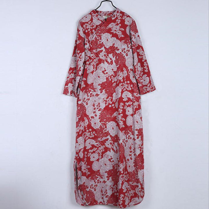 Cheongsam-Clothing of Chinese Style