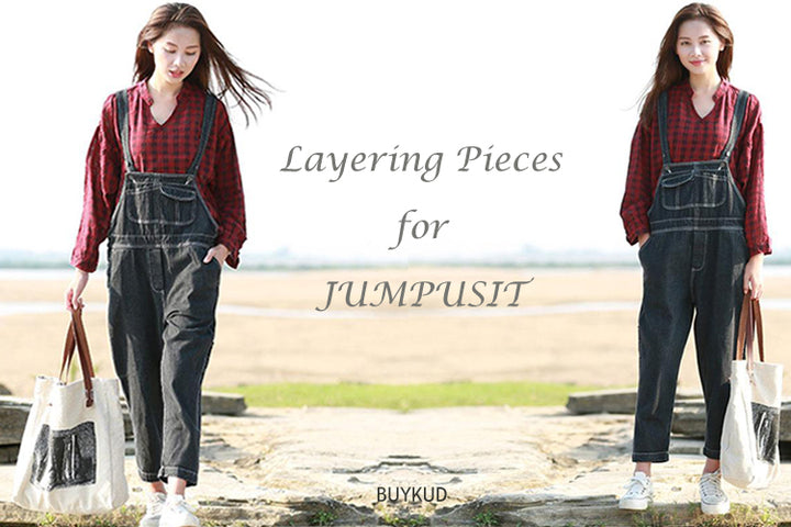 5 Layering Pieces for Jumpsuit