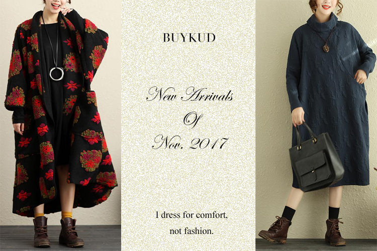 RECOMMENDATIONS: BUYKUD's New Arrivals of Nov.2017