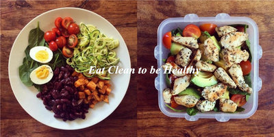 FOOD: Eat Clean Diet For You-2