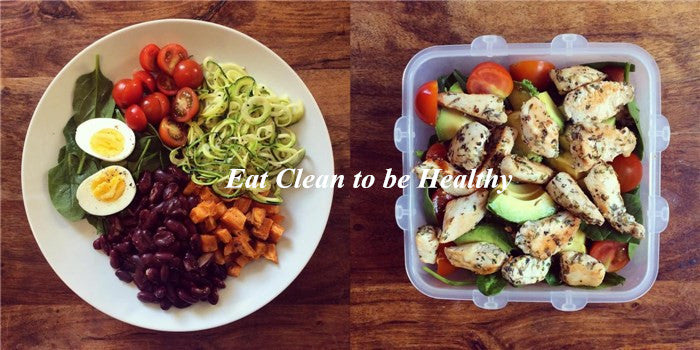 Recommendations about some eat clean diet for one week