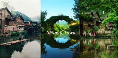 Travel: Shangli Town-An Ancient & Serene Town in China