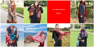 Recommendations: Best Selling Scarves From Buykud