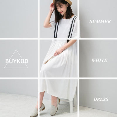 Recommendations: White Dresses to Stay Cool This Summer