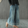 Which Women Denim Wide Leg Pants Do You Like Best?