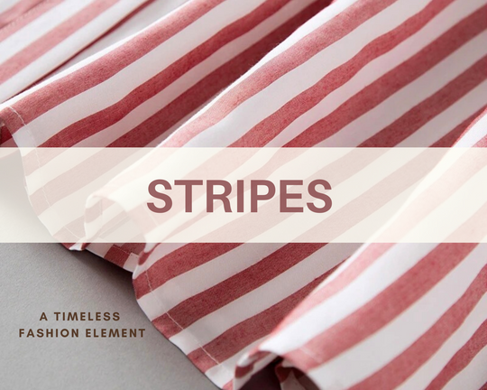 Stripes: A fashion passion that can't be quit