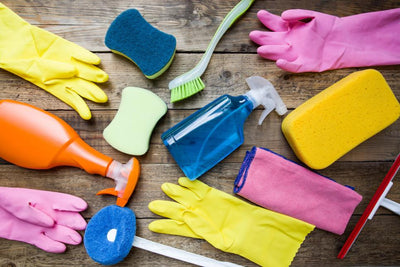 CLEANING: 10 Pro Tips to Get Cleaning Done Fast