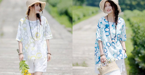 Buykud summer linen clothing for you