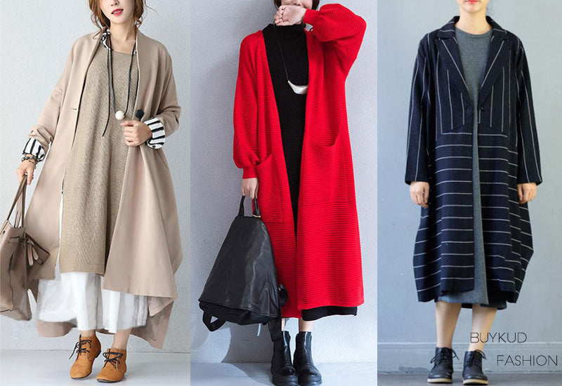 coats, long coat, red coat, black coat, graceful coat, lovely coat