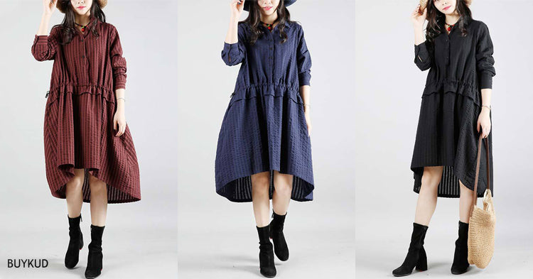 Pleated Dress Collection