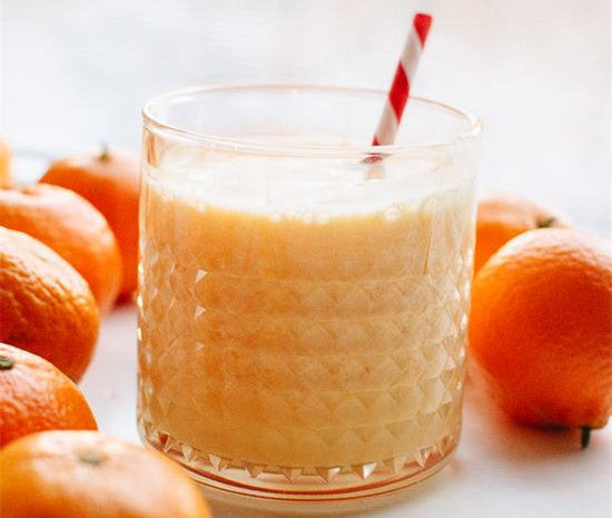 Clementine Sunshine Smoothie