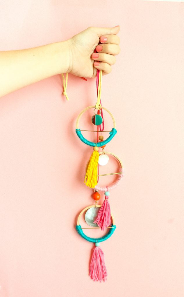 DIY Scandinavian Hoop Necklaces-6