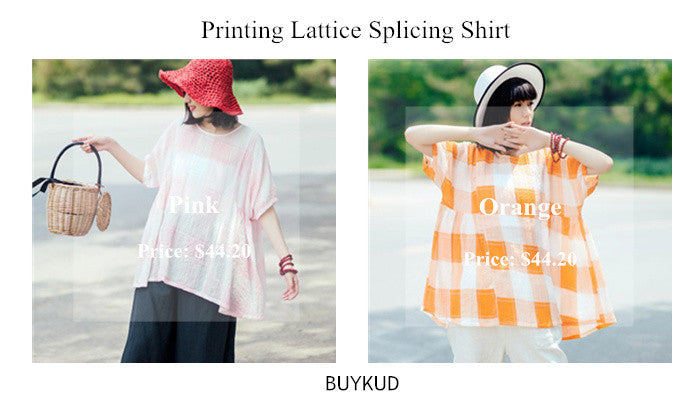 Lattice Shirt