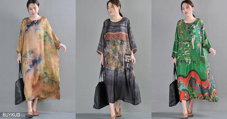 Printed Dress Collection