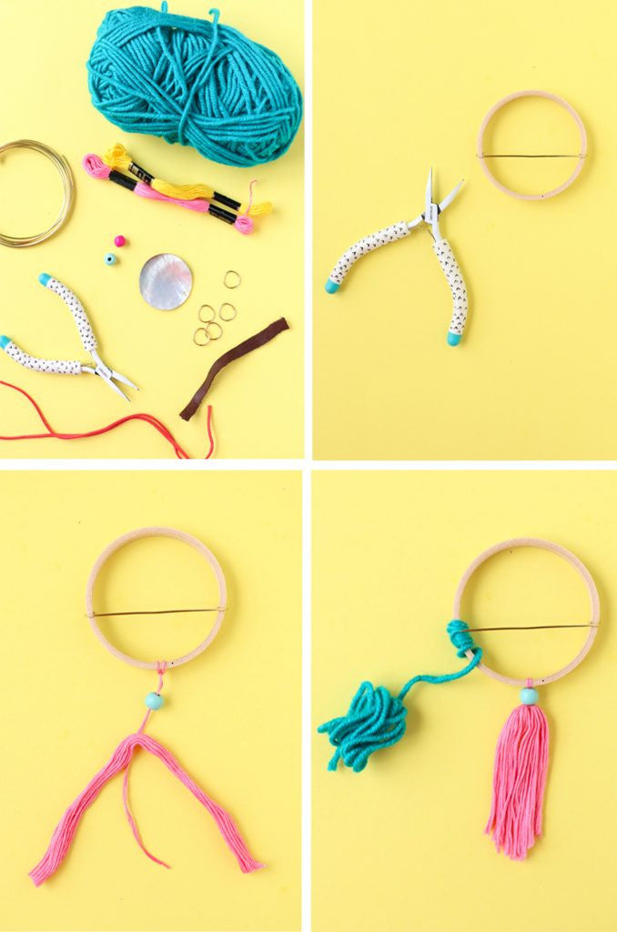 DIY Scandinavian Hoop Necklaces-4