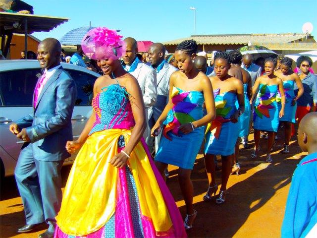 South African Traditional Wedding Dress-4