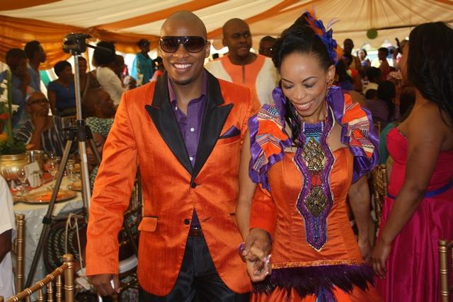 South African Traditional Wedding Dress-7