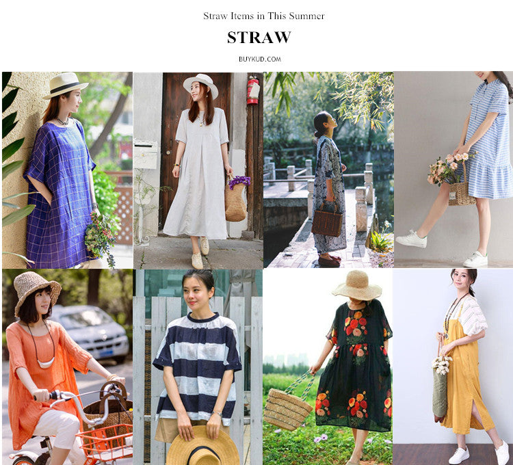 Straw Items in This Summer