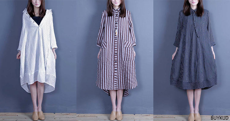 Stripes Dress Collection