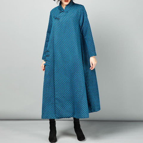 Winter New Literature Retro Woolen Coat